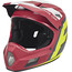 Fox Rampage Comp Creo Helmet red/colourful